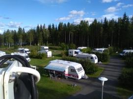 Kesä 2015 Tervo Caravan